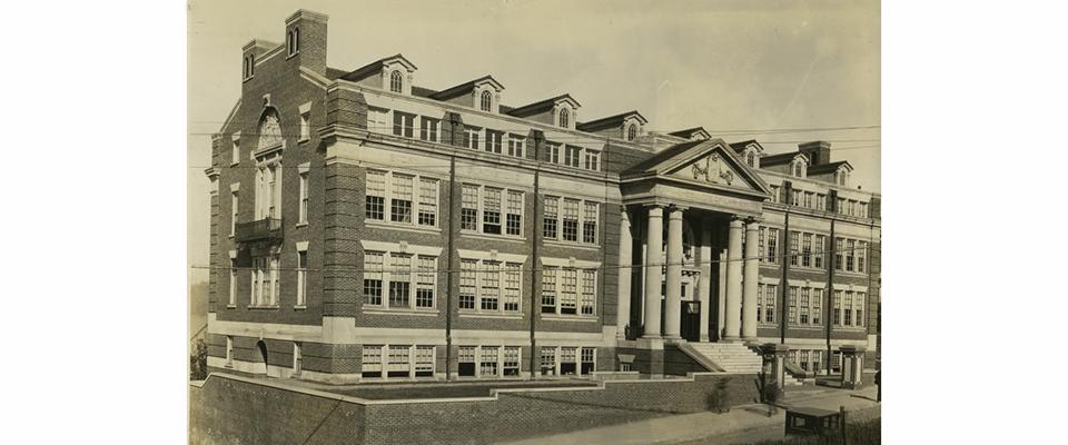 Colson Hall